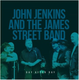 JENKINS, JOHN & THE JAMES STREET BAND - Day After Day EP